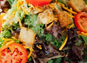 salads available from Brothers BBQ Colorado