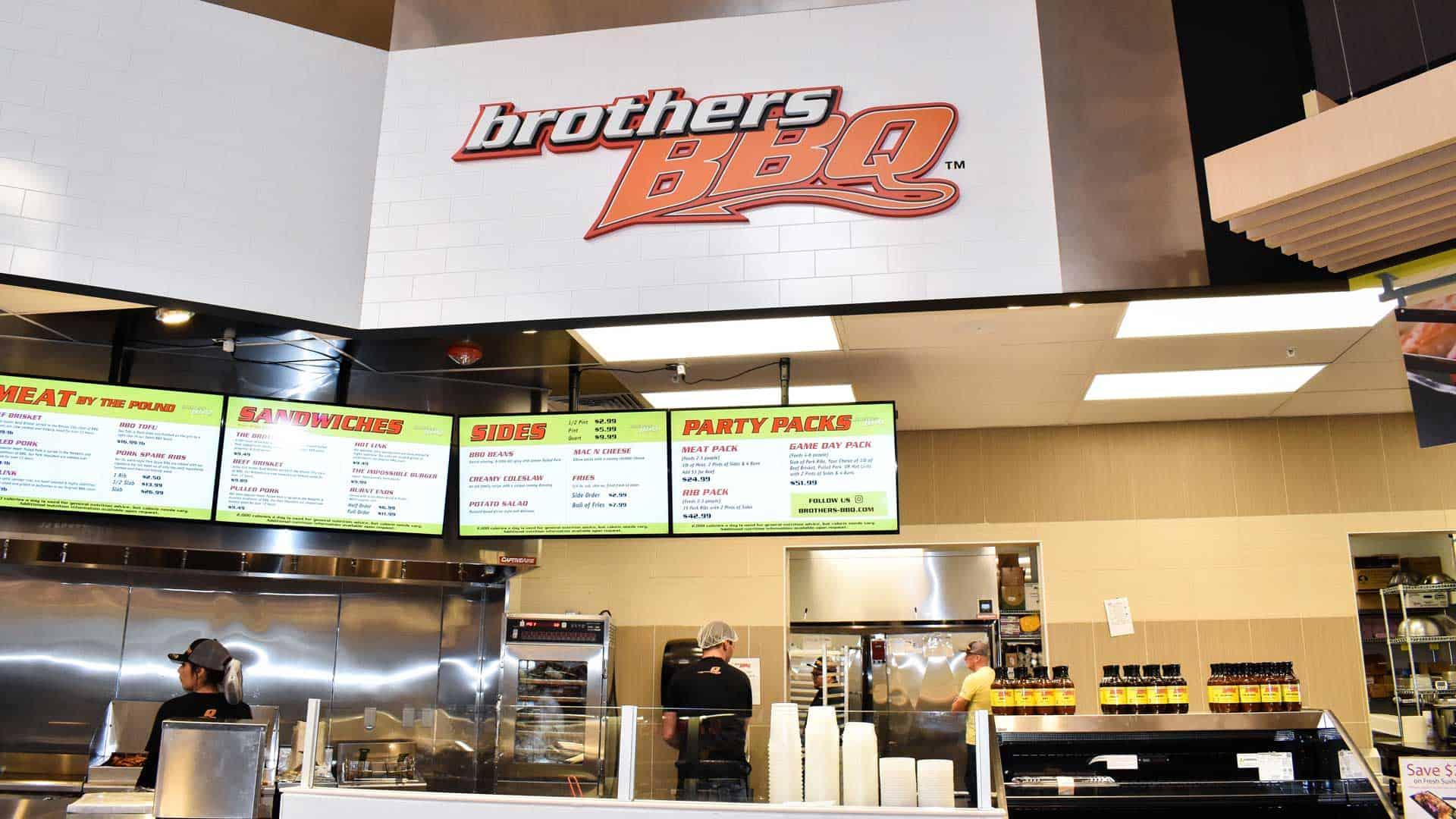 castle rock Brothers BBQ Colorado location