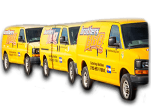 three Brothers BBQ Colorado vans