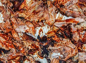 Pulled Pork quality cooking Brothers BBQ Colorado