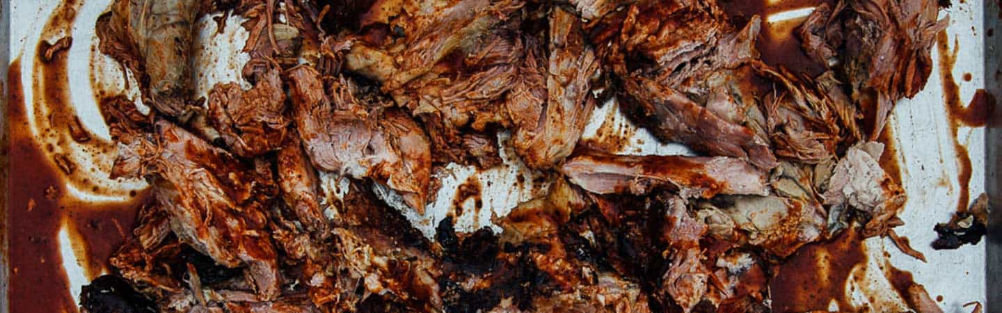 close up of quality meat from Brothers BBQ Colorado